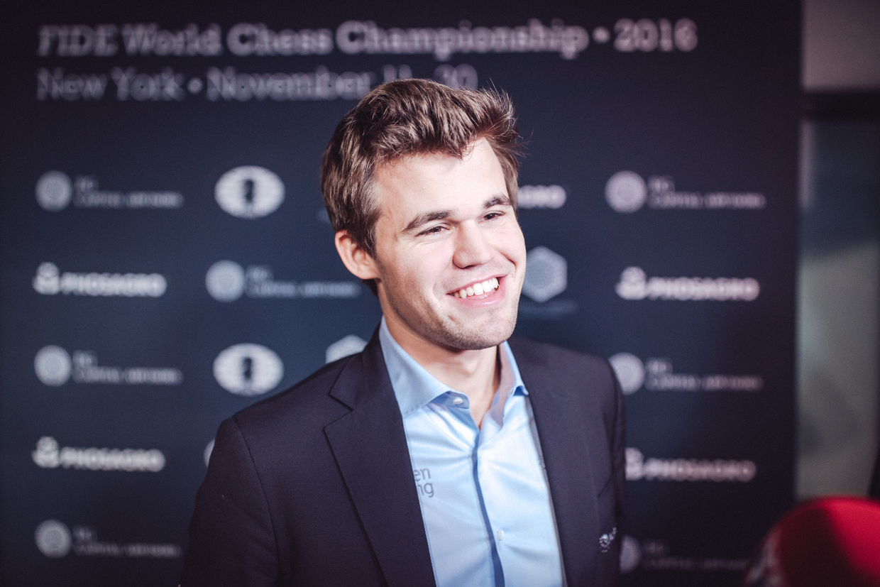 Carlsen – Karjakin, game ten
