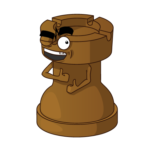 How to mate with rook