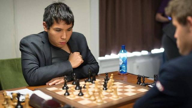 London Chess Classic 2016 – Round 2