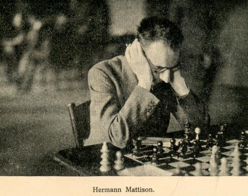 Weekly chess study #9 – Hermanis Mattison study solution