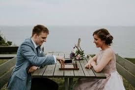 rapport wedding