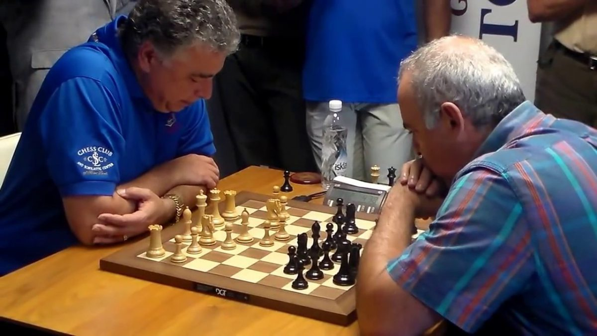 Play like Garry Kasparov – Part one – Kasparov – Seirawan, Skelleftea 1989