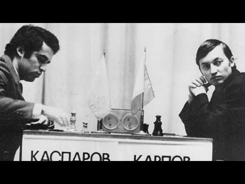 Play like Garry Kasparov – Part Two – Karpov – Kasparov, 1985.