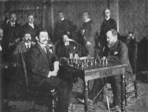 Steinitz – Lasker World Championship Match 1894
