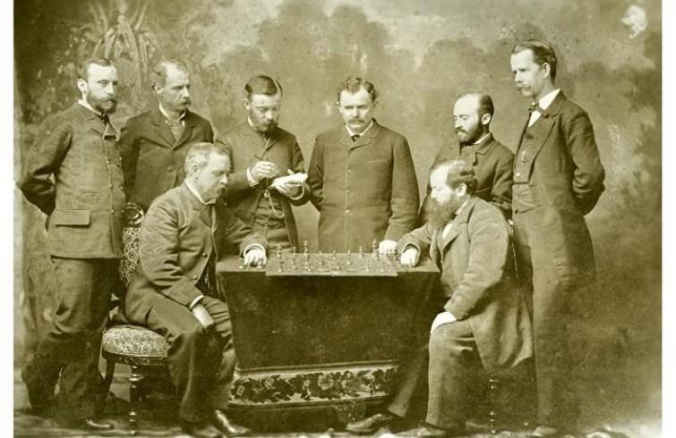 Steinitz – Gunsberg World Championship Match 1890