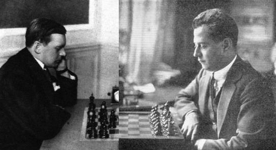 Alekhine – Capablanca World Championship Match 1927