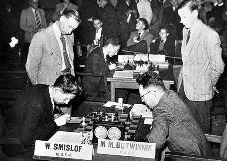 Botvinnik – Smyslov, World Championship Match 1957