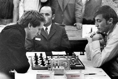 Fischer – Karpov 1975 World Championship Match