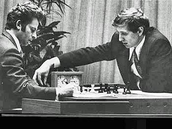 Fischer – Spassky World Championship Match 1972
