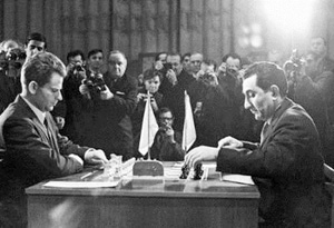 Petrosian – Spassky World Championship Match 1966