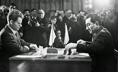 Petrosian spassky 1969